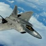 最強の戦闘機といわれるラプター(F-22)