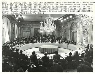 1969-1973 Vietnam War Peace Talks & Conferences