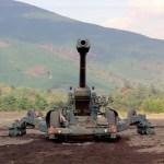 超軽量野戦榴弾砲 F777
