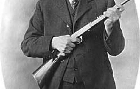 天才銃器設計者、ジョン・M・ブローニング
