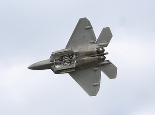 F-22 Weapons Bay