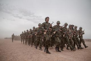 Algunas impresiones sobre el Ejército Saharaui