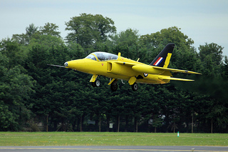 Folland Gnat trainer
