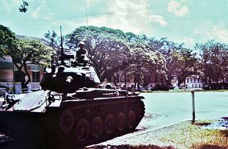 銀幕の中の戦車たち