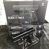 東京マルイ GBB グロック17 Gen.4 入荷。