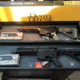BOLT 新製品 DANIEL DEFENSE MK18 Dagger入荷。