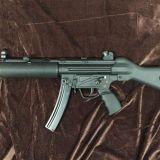 SRC H&K MP5SD2 CO2 海外製ガスブローバックマシンガンのカスタムをさせて頂きました
