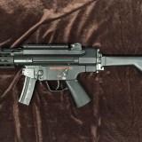 東京マルイ H&K MP5K ハイサイクル電動ガンの修理をさせて頂きました