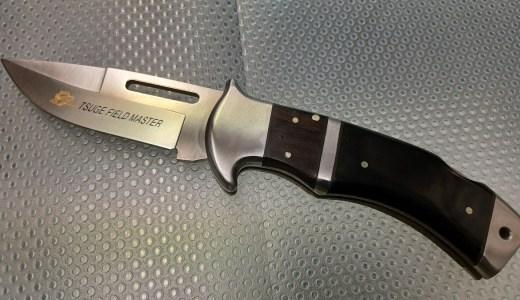 柘植アタックのナイフ追加入荷しました。