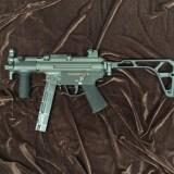 BOLT MP5K PEAKER with BEAST ETU 海外製電動ガンのカスタムをさせて頂きました