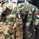 イタリア軍系迷彩パターンの商品が追加入荷しました!