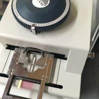 ドッグタグの刻印機