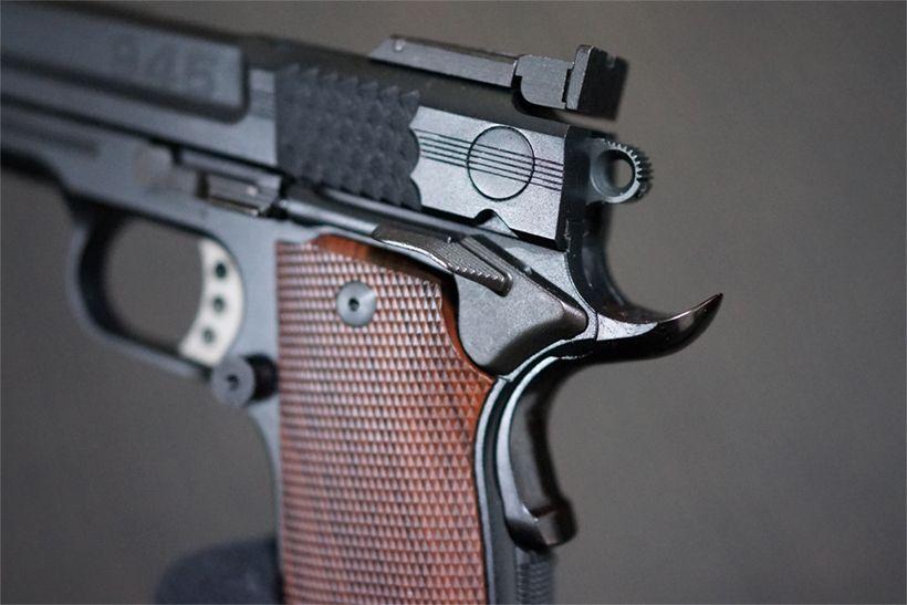 KSC S&W M945のハンマー