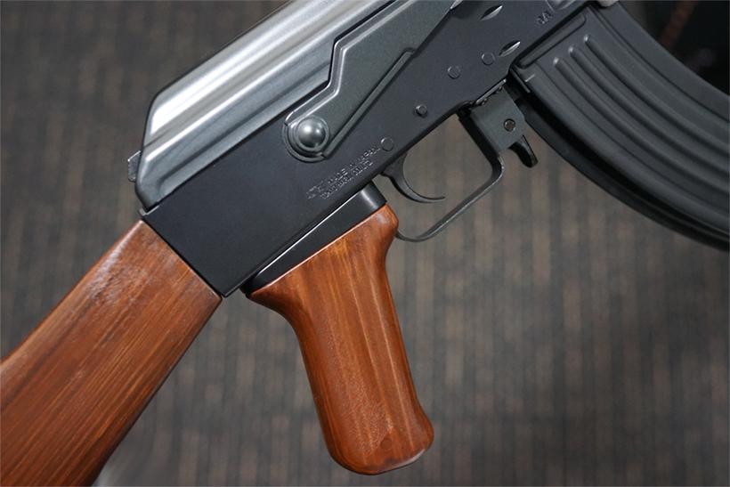 AK47のトリガー