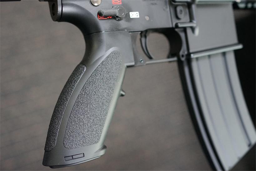HK416Dのハンドル