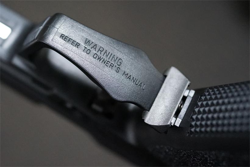 H&K USPのトリガーガード
