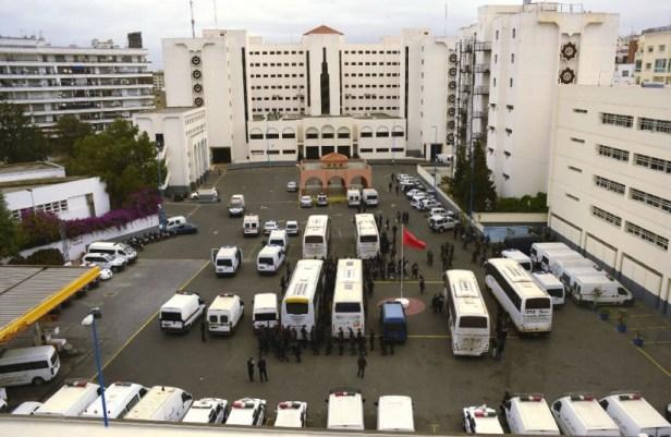 Wilaya al-amin (préfecture de police) de Casablanca