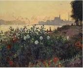 自然と都市 - 印象派からエコール・ド・パリまで - 」展