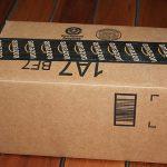 宅配ボックスお手軽設置でAmazon から商品を受け取る!