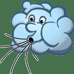 天気予報は風の情報も重要『Windy』…リアルから未来まで見る!