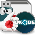 Live USBで無料OS『Lubuntu 18.04 LTS』…日本語設定を保存・維持!