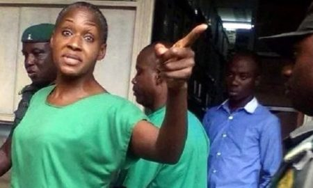 Kemi Olunloyo In Prisons