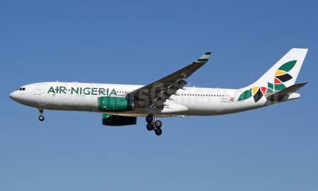 nigeria national carrier air nigeria