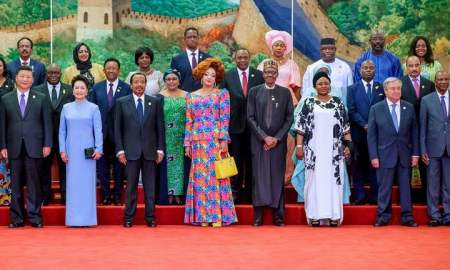 African leaders in China for loan chinese arms trade