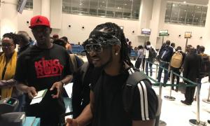 rudeboy paul okoye in amaa