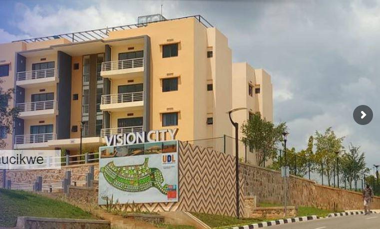 vision city Report Afrique