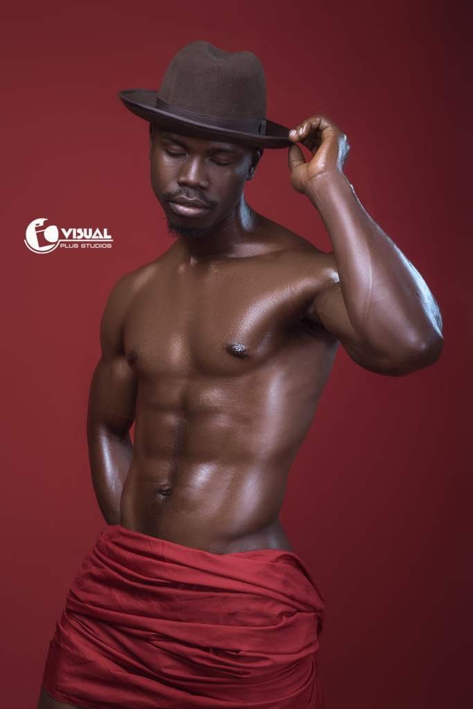 Visual Plus Studios modelling shoot photos in Port Harcourt photo studio