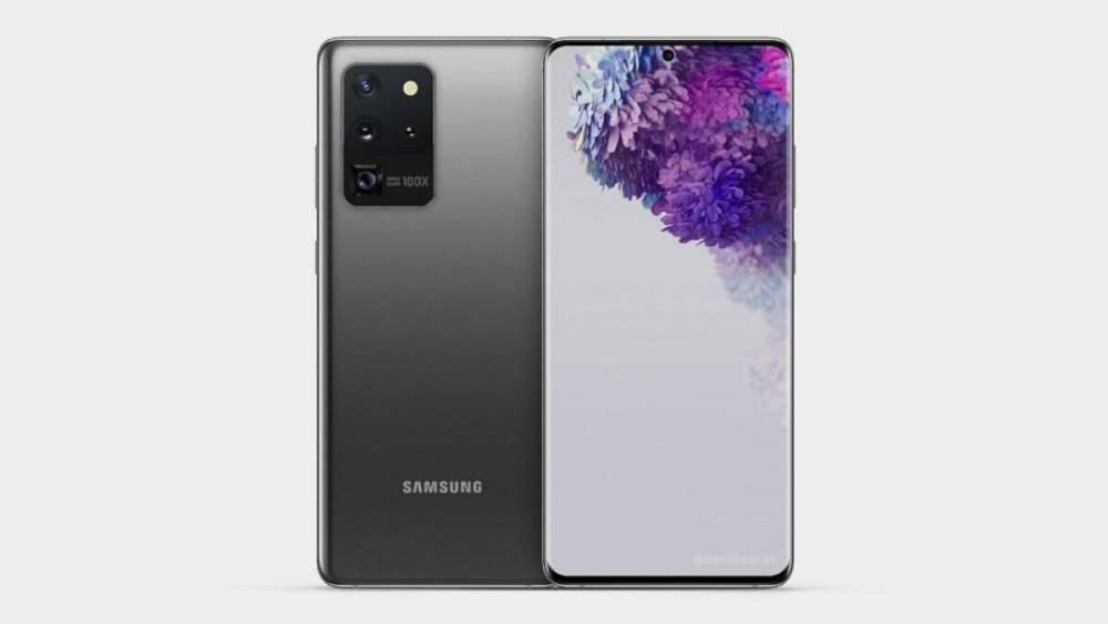 Samsung Galaxy S20 Begins