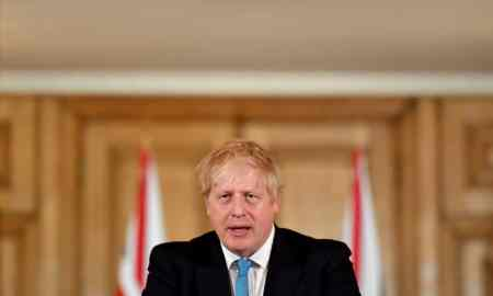 Covid-19: Boris Johnson Out of Hospital (VIDEO)