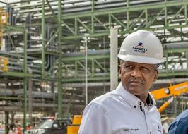 Aliko Dangote, Africa's richest man, has tested negative for coronavirus.