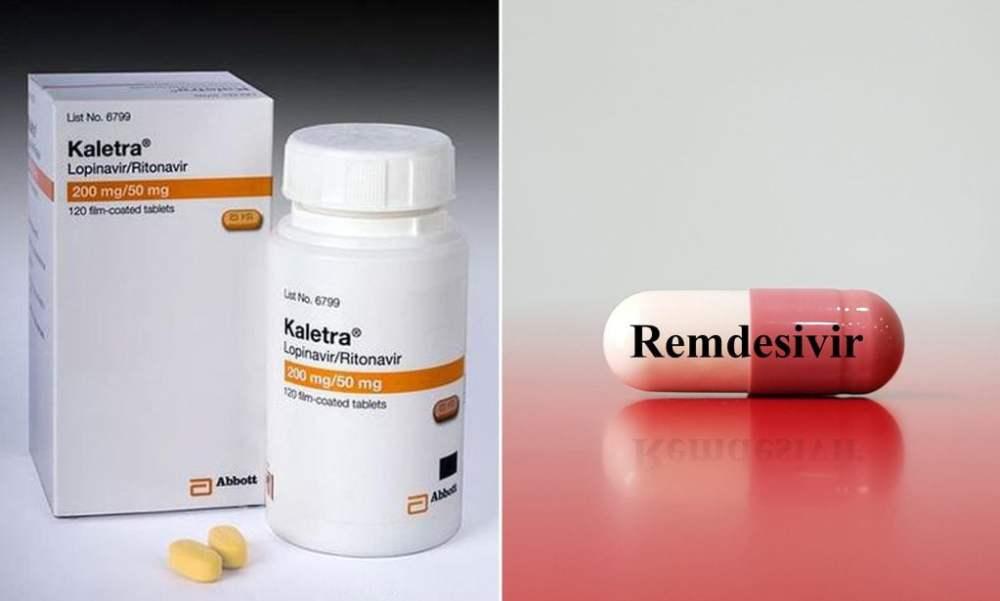 Remdisivir coronavirus drug