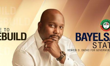 Billionaire Philanthropist and Politician, Keniebi Okoko is dead kenebi