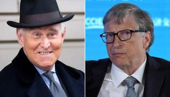 Roger Stone: Bill Gates may have created coronavirus to microchip people