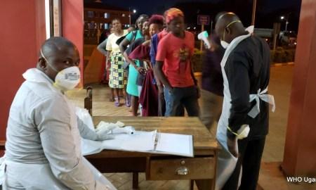 Official Decries Sex In Ugandan Coronavirus Isolation Centres
