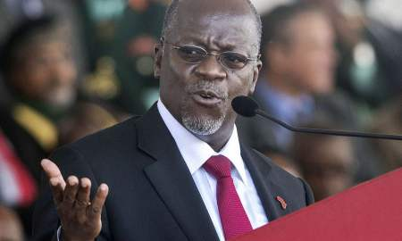 Tanzanian President Declares Country Free of Covid-19 Without WHO's Certification tanzania john magufuli