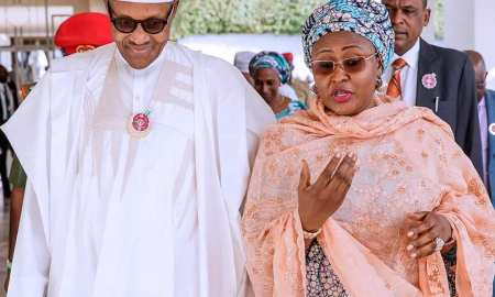 Nigeria: Gun Shots Fired Inside Presidential Villa As Aisha Buhari, Kids Confront President's Personal Assistant