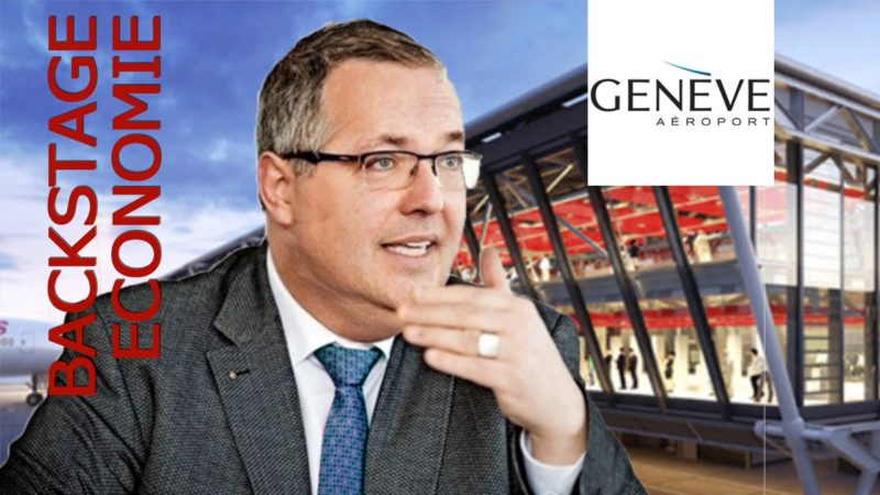 André Schneider Genève Aéroport