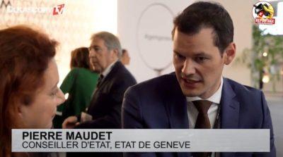 GemGenève - Palexpo - Genève - Pierre Maudet - Etat de Genève