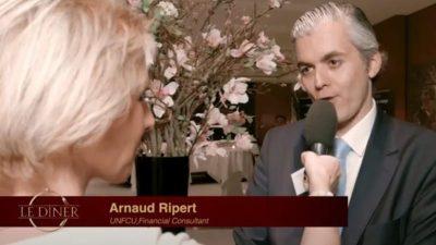 Le Diner des élites - Suisse Romande - Hotel Wilson Arnaud Ripert