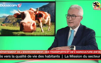 Les innovations pour l'environnement (Luc Barthassat, État de Genève)