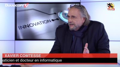 Xavier Comtesse - ManufactureThinking.ch Swiss Creative Center - Intelligence artificielle Innovation digital 4.0