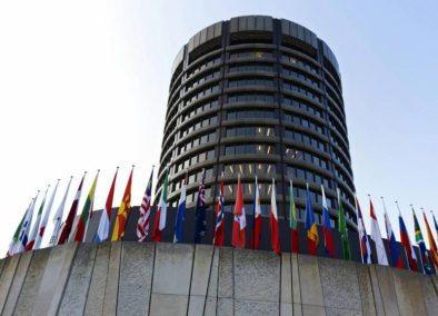 banque des réglements internationaux BRI - banque centrale des banques centrales BIS - banque for international settlements