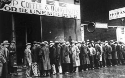 Les prémices d'un krach (1929)