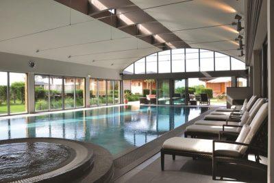 Jiva Hill Resort Genève - Jivahill piscine