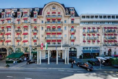 Lausanne Palace Spa Hotel Suisse