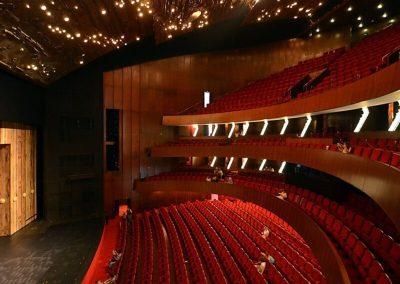 Théâtres et salles de spectacle